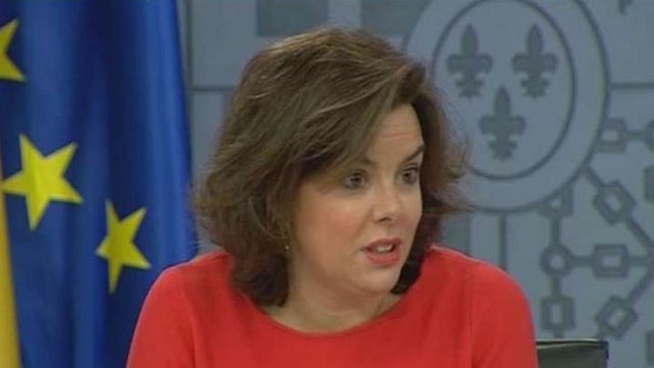 El Gobierno se solidariza con González por el escrache