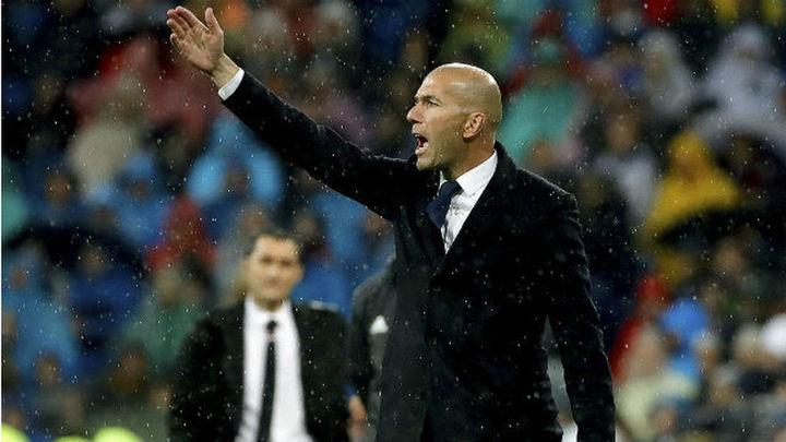 """Zidane: """"Morata y Lucas ya han sido titulares y lo serán"""""""