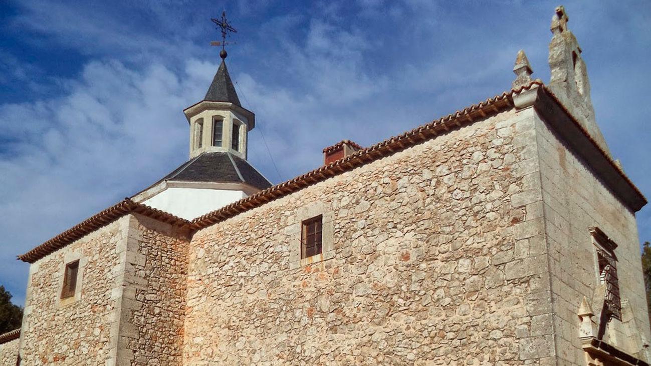 Pozuelo del Rey: La ermita de Nuestra Señora de la Cabeza