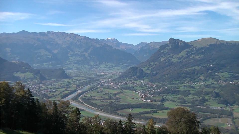 Liechtenstein, calidad de vida en el corazón de los Alpes