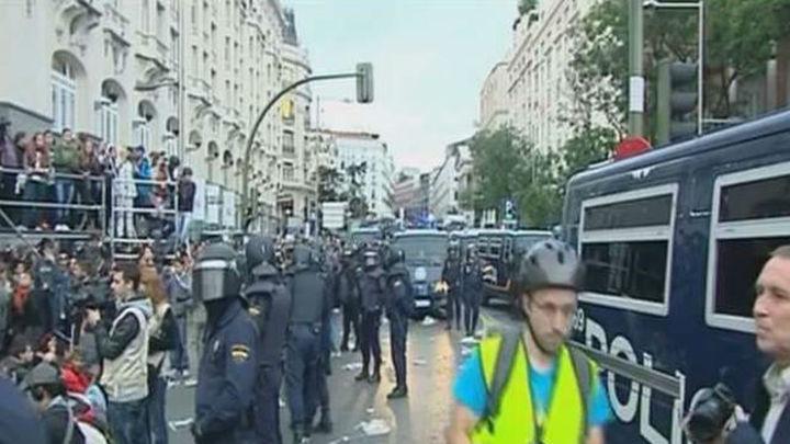 """Condenan a España por no investigar la actuación policial durante una manifestación de """"Rodea el Congreso"""""""