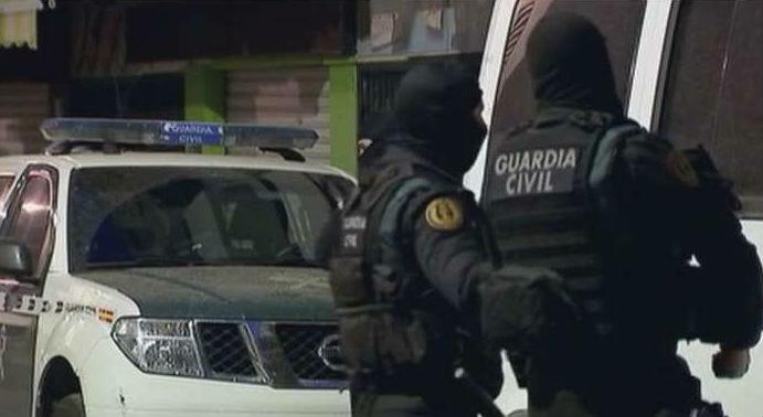 Operaciòn de la Guardia Civil contr el yihadismo