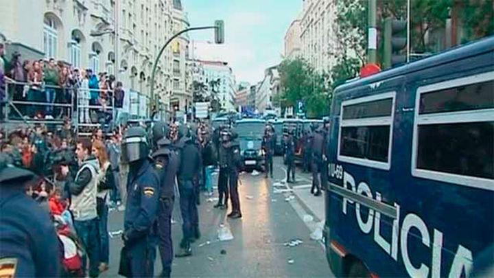La Policía protegerá el perímetro del Congreso por la convocatoria de manifestación