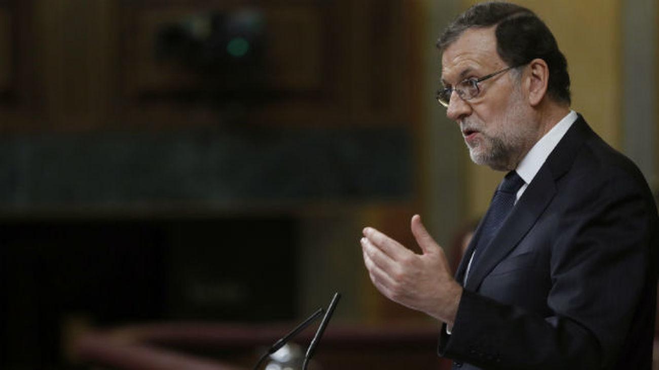 Rajoy se someterá a la segunda votación de investidura el próximo sábado
