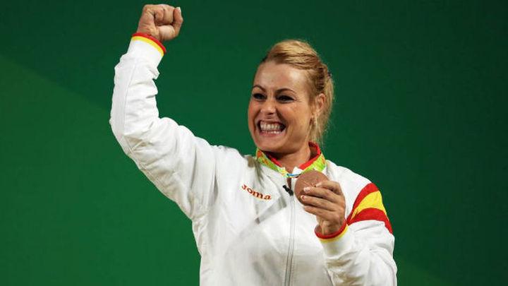 Un nuevo positivo por dopaje en Londres 2012 da a Lydia Valentín el oro