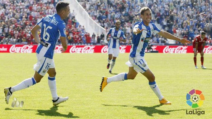 Leganés y Real Sociedad persiguen un triunfo que modifique sus dinámicas