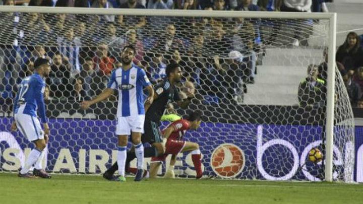 0-2. El Leganés no puede con la Real Sociedad