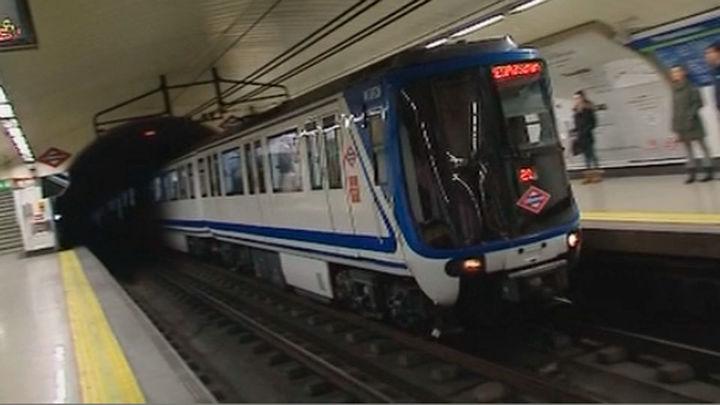 El uso del transporte público sube en 4,5 millones  de viajeros en el periodo navideño