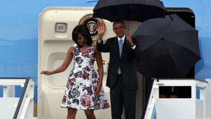 "Obama asegura que su esposa ""nunca se presentará"" a un cargo político"