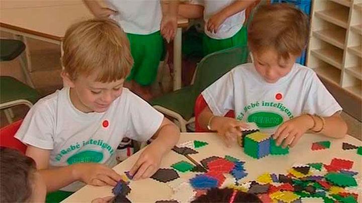 El Gobierno regional extenderá el bilingüismo al segundo ciclo de Infantil