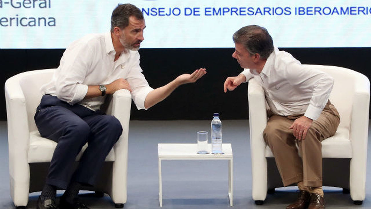 Felipe VI lleva a Iberoamérica el valor de la unidad ante los retos