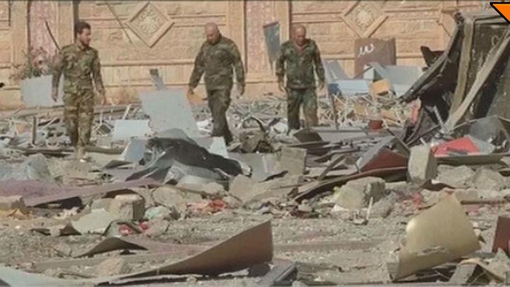 Las fuerzas iraquíes toman el control de dos barrios orientales de Mosul