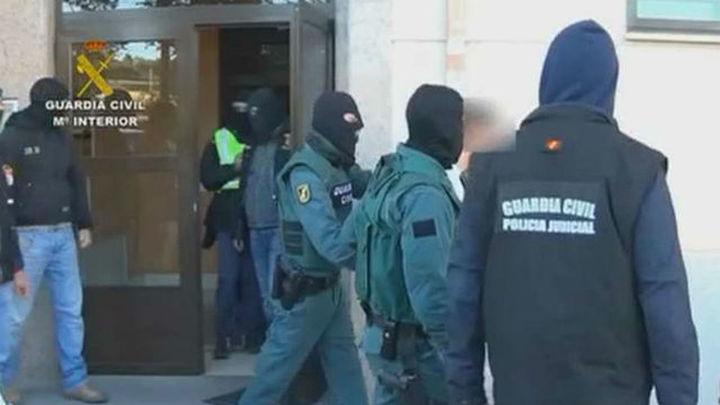 Desarticulado un grupo criminal al que se le atribuye unos 100 robos en viviendas