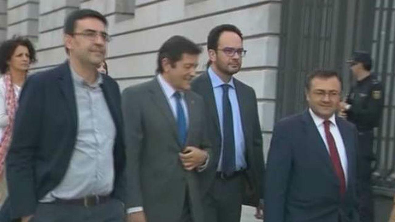 El PSOE pide la comparecencia de todos los ministros para evaluar su capacidad de diálogo