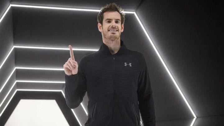 Murray estrena reinado con una renta de 405 puntos sobre Djokovic