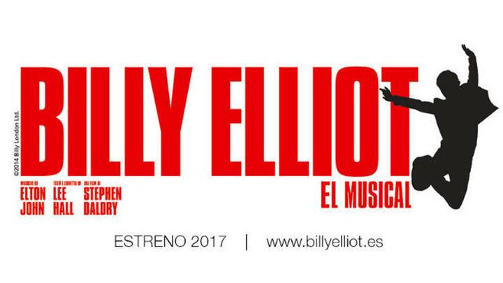 El musical 'Billy Elliot' se estrenará en Madrid en octubre de 2017