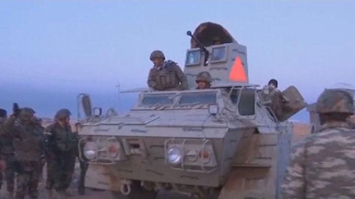 El ejército estrecha su cerco a Mosul y se sitúa en el acceso sur