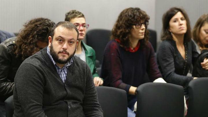 "Zapata dice que hizo un ""chiste"" sobre Irene Villa en un debate sobre humor negro"