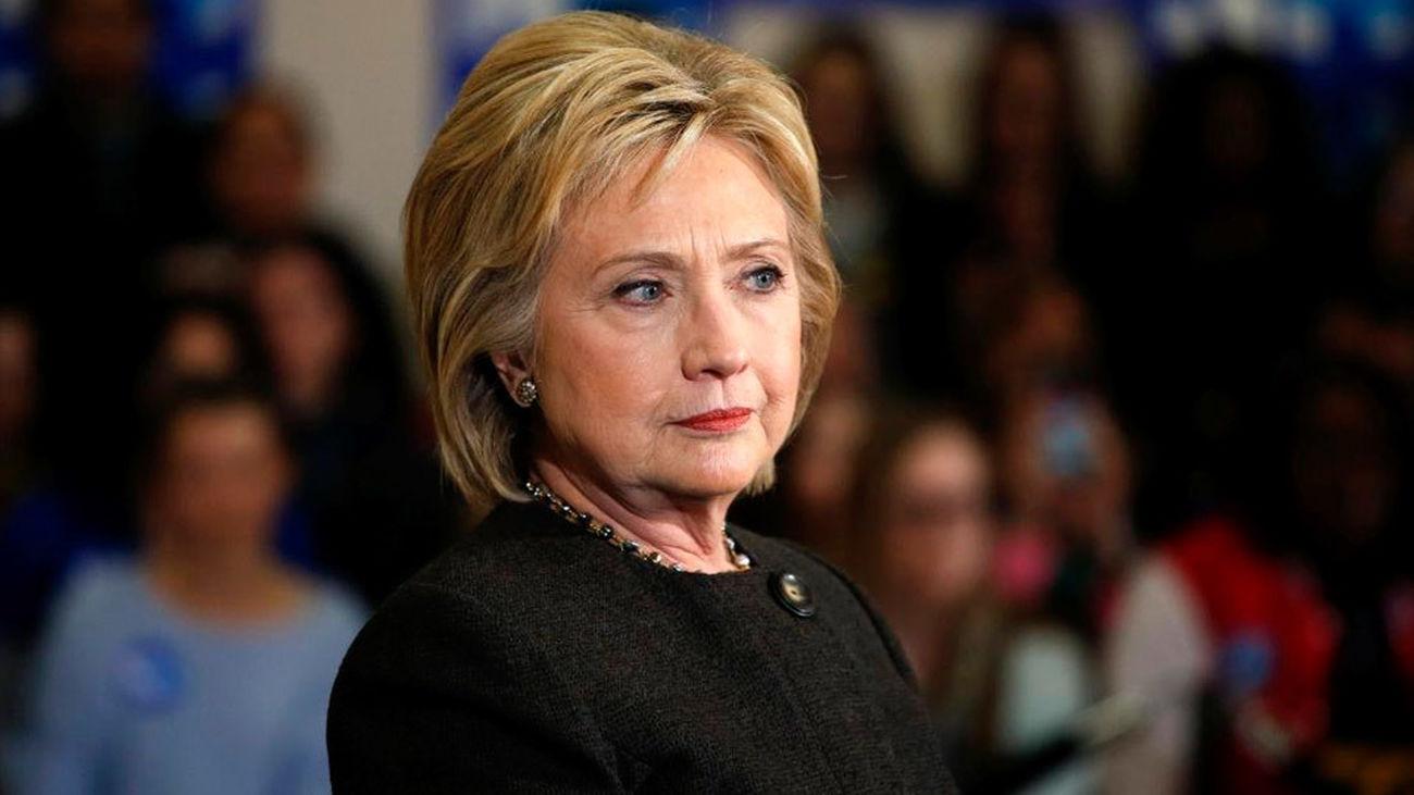 Hillary Clinton, la cara de la derrota en las elecciones en Estados Unidos