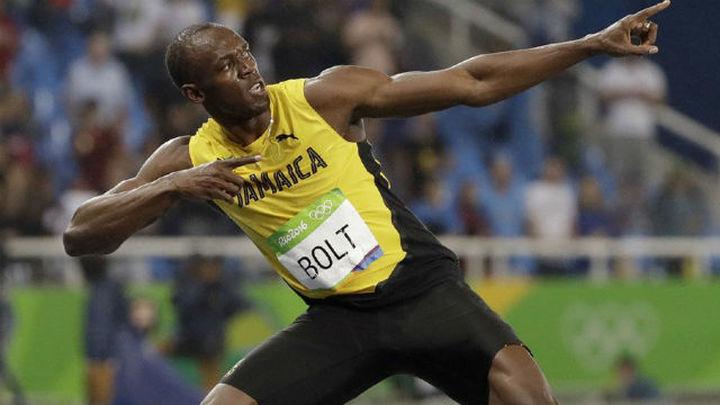 Usain Bolt pierde un oro olímpico
