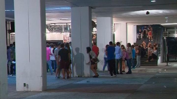 Nuevo desalojo de una discoteca en Madrid por exceso de aforo