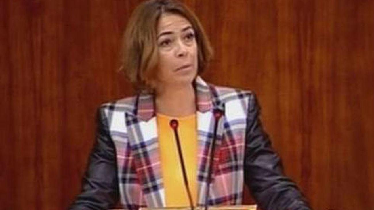 La diputada del PP Elena González Moñux formaliza su baja en la Asamblea de Madrid