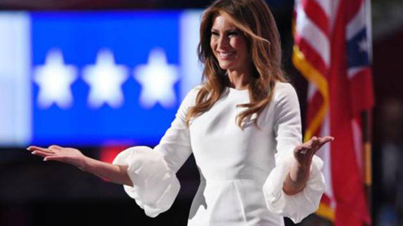 Melania Trump, de las pasarelas a la Casa Blanca