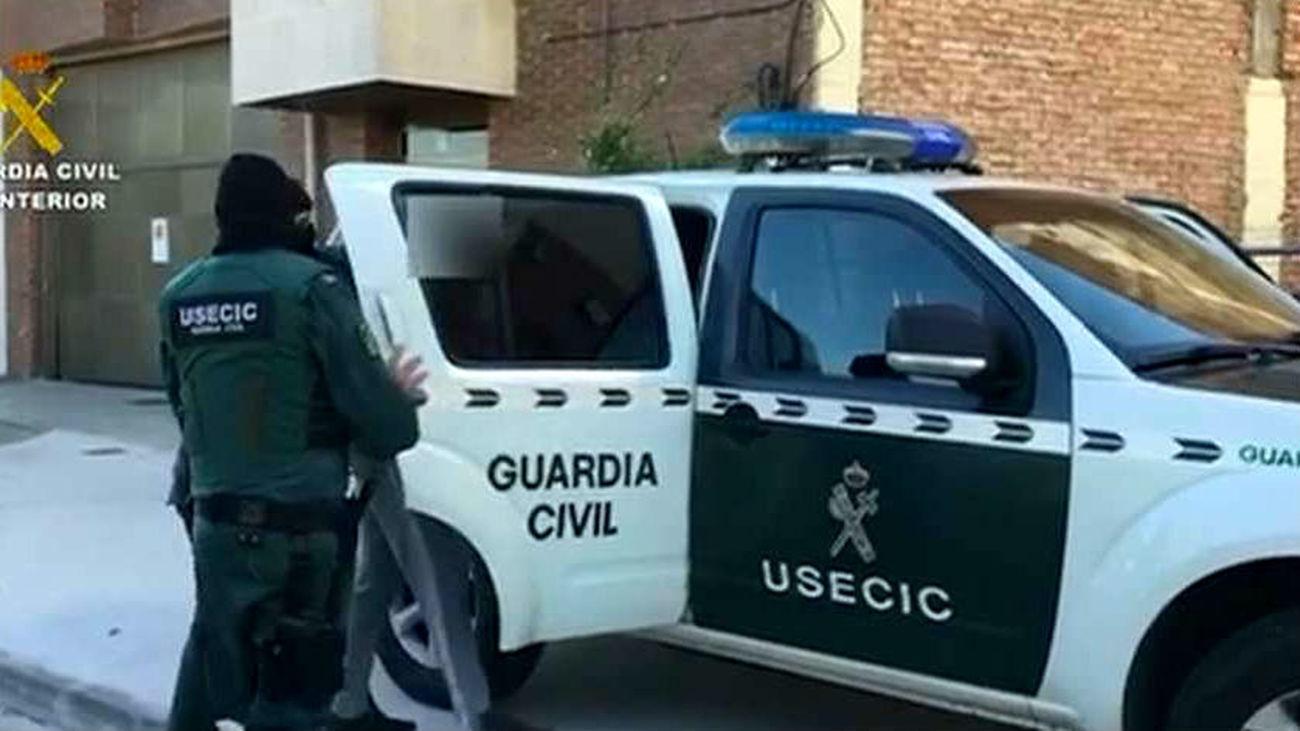Guardia Civil (Archivo)