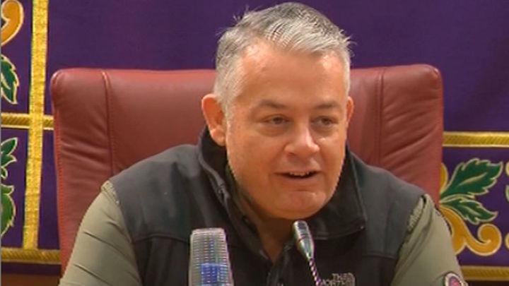 El alcalde de Colmenar formaliza en el pleno su renuncia