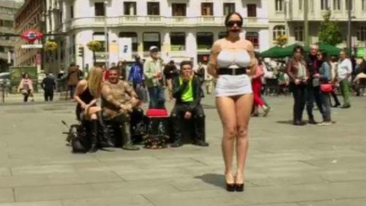 El PSOE pide a Carmena impedir el rodaje de escenas porno en calles de Madrid