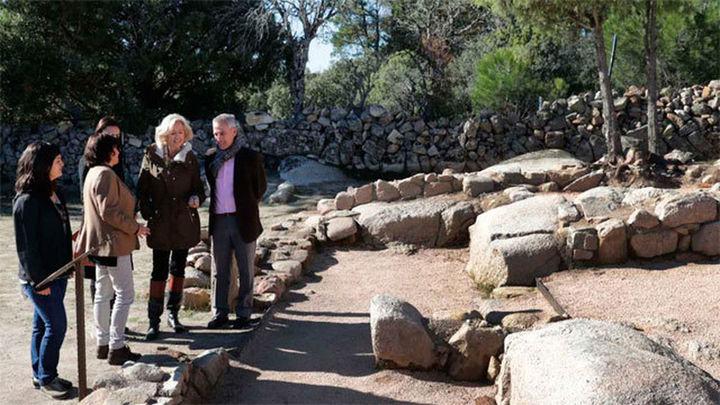 La Comunidad colabora en el proyecto de 'arqueología  social' La Cabilda de Hoyo de Manzanares