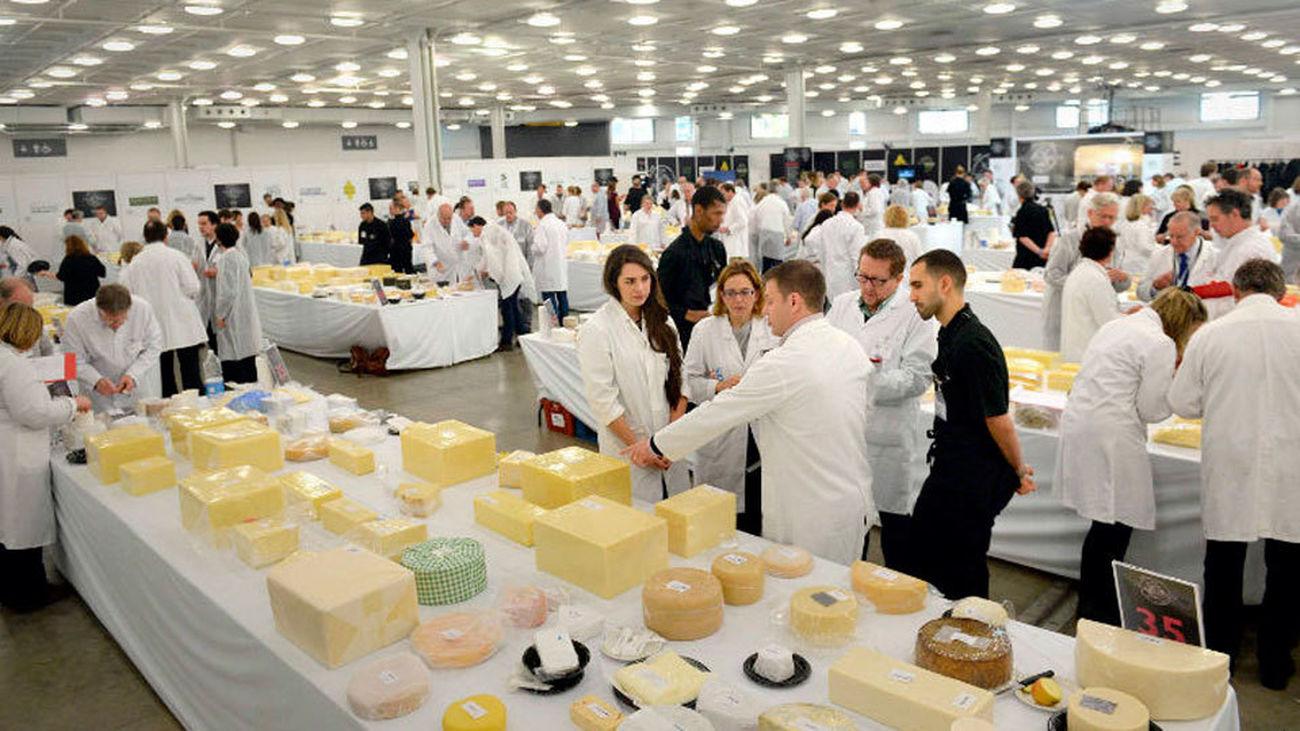 Kraftkar, un queso azul noruego, el mejor del mundo