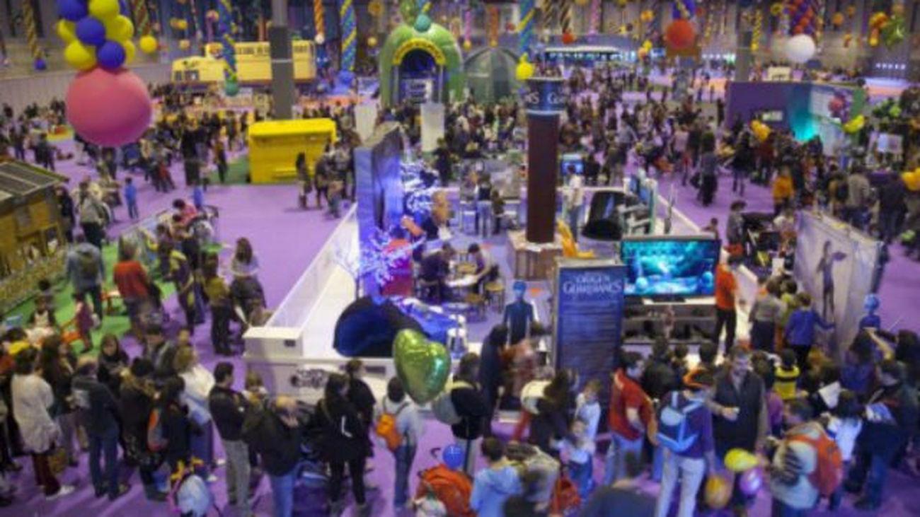 Juvenalia 2016 acogerá actividades  sobre ciencia y tecnología al alcance de los niños