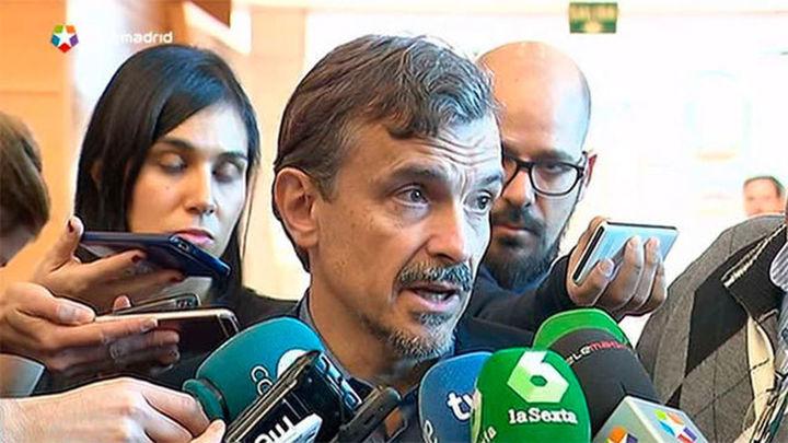 López discrepa pero reconoce la dirección de Espinar