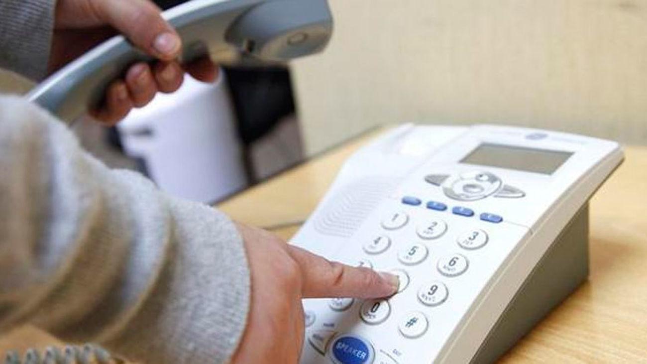 Madrid cuenta desde hoy con nuevos prefijos para los teléfonos fijos