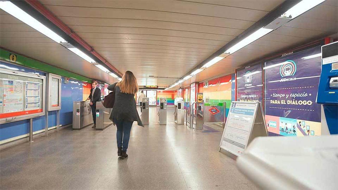 El Punto sobre la Historia: Metro de Madrid (2)