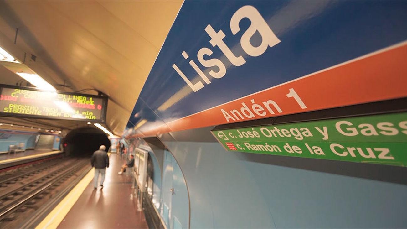 La casi secreta explosión del metro Lista