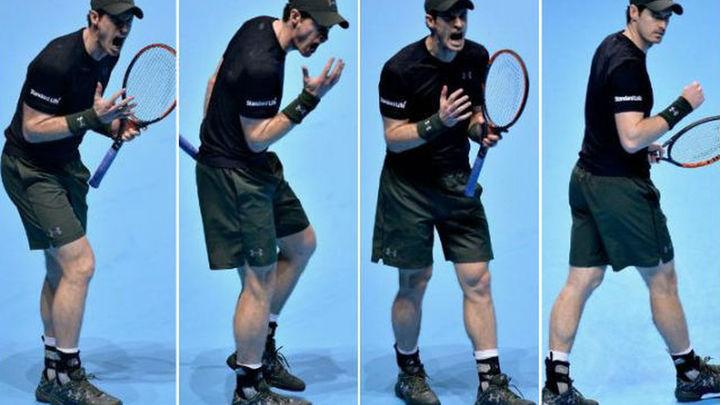 Murray y Djokovic se citan en la final de Maestros