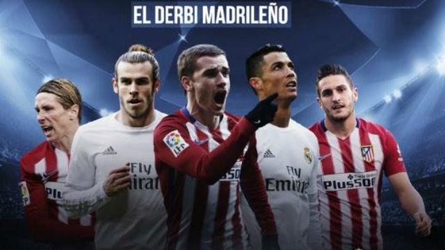 Real Madrid-At. Madrid