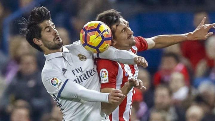"""Isco: """"Sacar un 0-3 del Calderón es para estar orgullosos"""""""