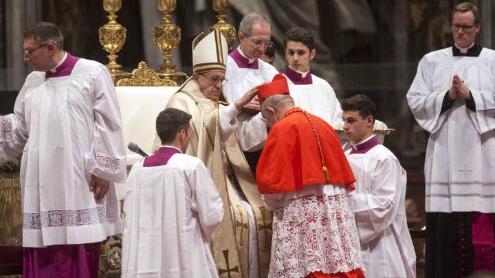 El papa Francisco nombra tres nuevos obispos auxiliares para Madrid