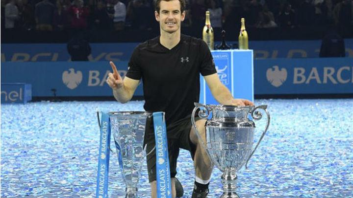 Murray, campeón de la Copa de Maestros