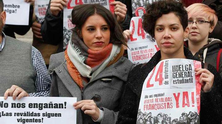 Los estudiantes llaman a la huelga contra la LOMCE el próximo 24 de noviembre