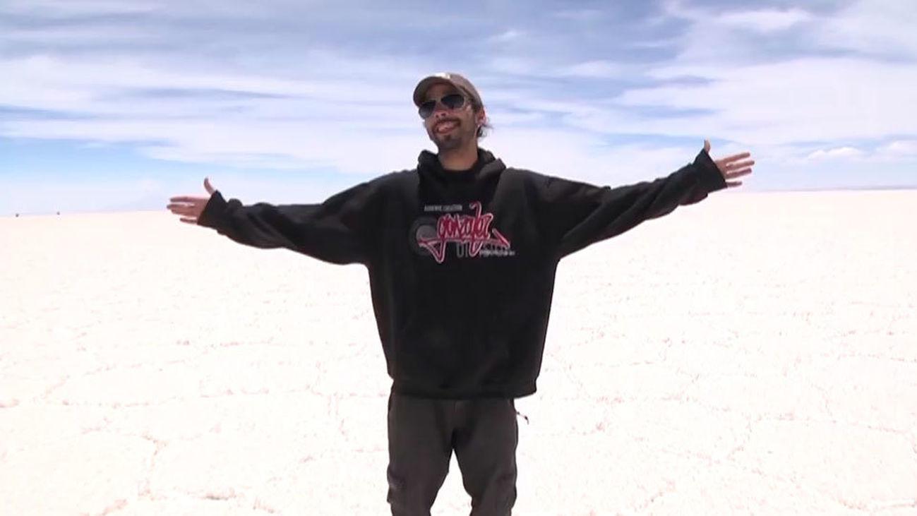 Uyuni, el mayor desierto de sal del mundo