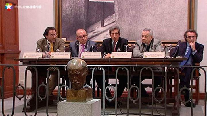 El Colegio de Médicos impulsa un museo para exponer legado de Ramón y Cajal