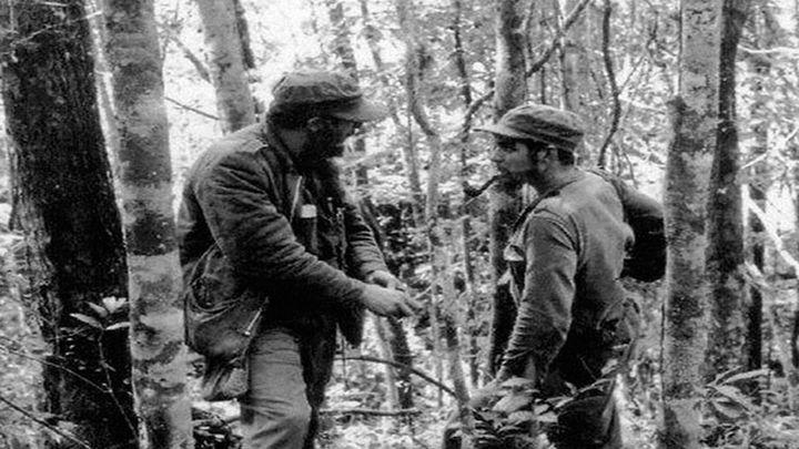 Fidel Castro, el líder de la Revolución cubana durante más de medio siglo