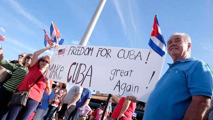 Disidentes cubanos opinan que la muerte de Fidel no implica cambios para la isla