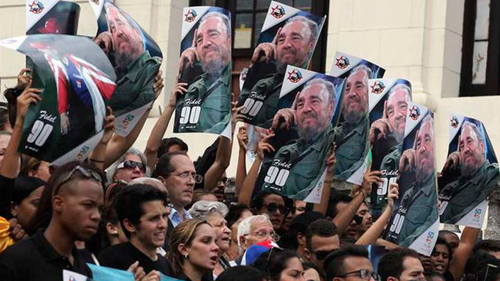 La tranquilidad y la rutina reinan en Cuba tras la muerte de Fidel