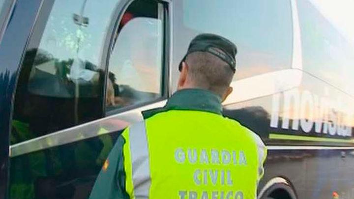 La DGT lanza una campaña de vigilancia a autocares  escolares