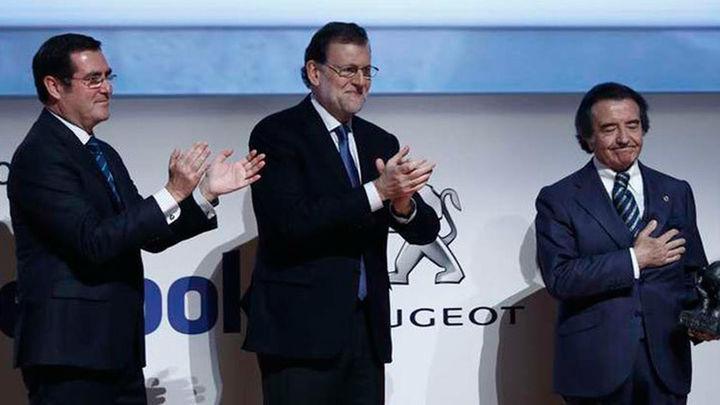 Rajoy pide el respaldo al techo de gasto y que no se den marcha atrás a las reformas